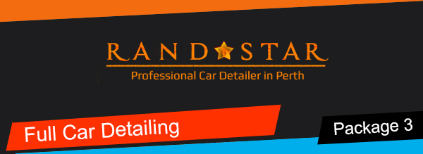 Rand Star full car detailing services