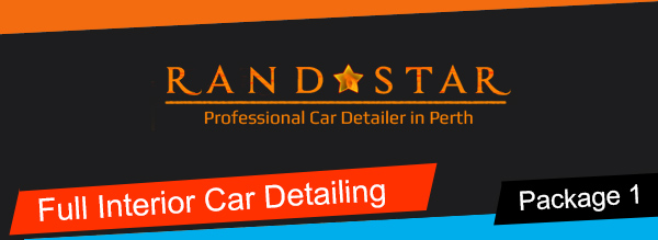 Full Interior Car Cleaning Package 1 Rand Star Car